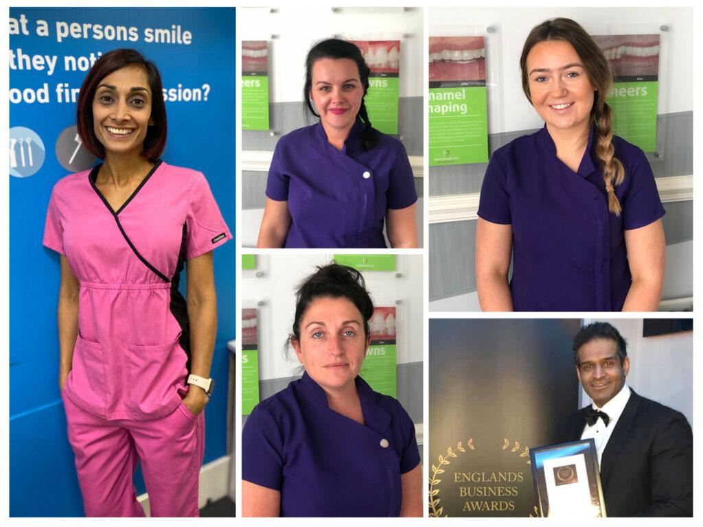 Our Darlington Dental Practice team